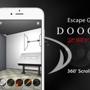 58 WORKS、無料脱出ゲーム『DOOORS ZERO』をリリース…累計3000万DLをほこる人気シリーズの最新作が登場!