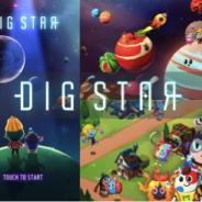 Metaps Plus、ブロックチェーン技術を活用したカジュアルモバイルゲーム『DIG STAR』iOS版をリリース