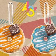 コトブキヤ、『A3!』より個性豊かな劇団員たちのドーナツマスコットを2020年5月に発売!