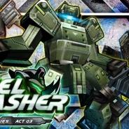 たゆたう、ロボットアクションゲーム第3弾『Steel Smasher』を配信開始 シリーズ完結編の第3弾は360度シューテングゲーム