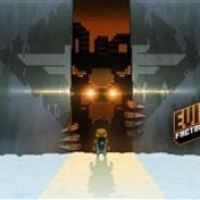 ネクソン、縦スクロールアクションゲーム『エビルファクトリー』を配信開始 懐かしの8-Bit風グラフィックやレトロなBGMが魅力