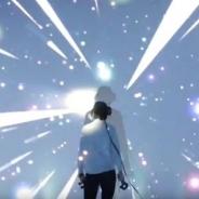 アイデアクラウド、VRとプロジェクションマッピングを組み合わせたアート「RELATIVITY / 相対性」を発表