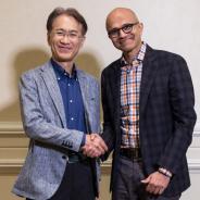 ソニーとマイクロソフト、クラウドゲームやAI開発などの分野で戦略的提携