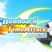 するーぷっと、新作『スノーボードタイムアタックFast Fanatic』をリリース…世界中のユーザーとリアルタイムで対戦可能