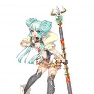 セガゲームス、『イドラ ファンタシースターサーガ』で新★5キャラクター「ミント」が登場するピックアップガチャを実施!