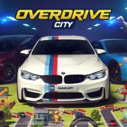 ゲームロフト、新作『Overdrive City』の事前登録を開始!「クルマの街」作りが楽しめる新感覚クルマゲーム