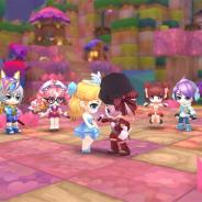 JOYTEA、新作MMORPG『わくわくファンタジー~はるかな世界の物語~』のほのぼのキュートな癒し系ゲーム内ビジュアルを公開