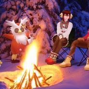 Nianticとポケモン、『ポケモンGO』で26日から「ルージュラ」登場! 特別なウィンターイベントで「レジアイス」も出現