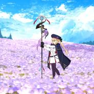FGO PROJECT、『Fate/Grand Order』でアルトリア・キャスターとレオナルド・ダ・ヴィンチ(ライダー)の宝具演出を公開!