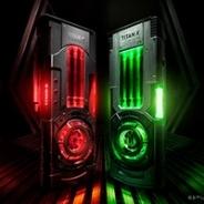 NVIDIA、スターウォーズ仕様のグラフィックカード「TITAN Xp」を発表