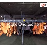 360Channel、製革を体験する『タンナーズVR「Make One Leather」』を制作