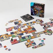 SIE、「toio」専用タイトル『大魔王の美術館と怪盗団』を11月19日に発売! ロボットを使った新感覚のボードゲーム