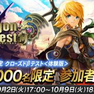 Eyedentity Games Japan、スマホ向け3DアクションRPG『ドラゴンネストM』がAndroid限定のCβTを開催!