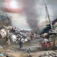 ブロードメディアとGクラスタ、アクションゲーム『ZOIDS Material Hunters』の事前登録を開始 特典はオリジナルゾイド「ホワイトタイガー」