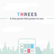 米国有料アプリランキング1位に『Threes!』が登場…制作は、2013年ベスト・ゲームのデザイナー
