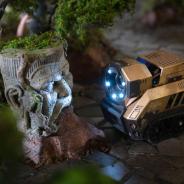 セガ エンタテインメント、リアルリモートRPG『ジャングルトレジャー』を新規オープン! 探索ロボを操作してジャングルを冒険!