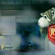 JAバンク、公式キャラクター「ちょリス」の360度VR肝試し(?)動画を公開中 動画内の「ちょリス」をすべて探し出すと壁紙ゲットも