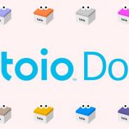 SIE、ロボットトイ「toio」でビジュアルプログラミングアプリを中心とした新サービス「toio Do」をリリース!