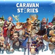 Aiming、PS4版『CARAVAN STORIES』の北米でのオープンβテストを7月16日より開始 正式サービスの開始日は7月23日に決定