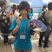 VRモード搭載のスマホゲーム『オルタナティブガールズ』の体験会が秋葉原駅で開催 2日間合計で1,000人が参加!