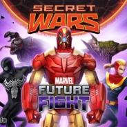 ネットマーブルゲームズ、『マーベル・フューチャーファイト』で「シークレットウォーズ」のキャラクター追加などのアップデートを実施