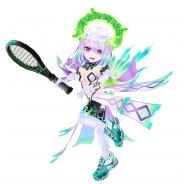 コロプラ、『白猫テニス』でメインストーリー第2部最終章を公開 決戦版アナゼ&決戦版虚の王が「第2部決着★5フェスキャラガチャ」に新登場!