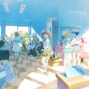ビクターエンタテインメント、『Tokyo 7th シスターズ』ゲーム内ユニット「777☆SISTERS」のニューシングル「NATSUKAGE -夏陰-」を6月19日にリリース決定!