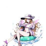 ベクター、『アビストライブ』の契約ガチャにURキャラクター「メル」が追加 水着アバターが入手できるサマーイベントも開催!