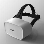 世界初の視線追跡型VRヘッドセット「FOVE」の新デザインが公開