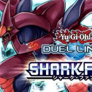 KONAMI、『遊戯王 デュエルリンクス』で第31弾メインBOX「シャーク・ファング」を9日より配信!
