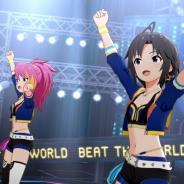 バンナム、『ミリシタ』で「プラチナスターシアター~Beat the World!!!~」のイベント楽曲のMV公開!