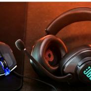 ハーマンインターナショナル、JBLのゲーミング用ヘッドセット「JBL Quantum 400 / 100」の2モデルを販売