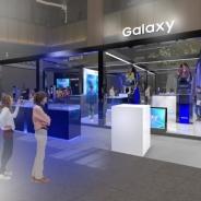 サムスン、KITTE名古屋でVRアトラクションが無料できる「Galaxy Studio」を開催