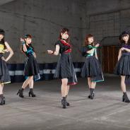 『消滅都市』登場のアイドルユニット「SPR5」の1stアルバムが2019年1月9日に発売 アー写と「アルキオネ」のMusic Videoが公開に