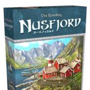 ホビージャパン、ノルウェーの漁業の町をテーマにしたワーカープレイスメントによる開発ゲーム 「ヌースフィヨルド」を1月中旬に発売