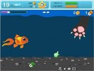 お魚育成ゲームの定番 ハッピーアクアリウム(運営会社 ドリコム)