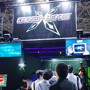 【TGS2013】試遊レポート…カプコン初の本格音楽ゲーム『CROSS×BEATS』は端末・テンポ・爽快感が絶妙に交差した作品