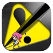 more communication、一筆書きアクションパズルゲーム 『斬りすぎ注意!スパモン』をiOS端末向けに配信開始