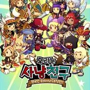 ジーピー・モバイル、韓国版『狩りともSP』(for Kakao)がKakao人気ゲームランキングでリリース当日1位を獲得