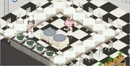楽しいレストラン経営アプリ 『セルフィれすとらん』(mixiアプリ、開発:ジークレスト)【追記あり】