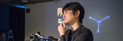 新しいエンターテイメントが出てくると思います…水口哲也氏インタビュー