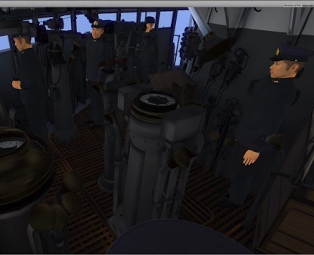 ミリタリーマニアには垂涎もの…『VR戦艦大和』担当者にロングインタビュー