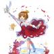 gumi、『ファントム オブ キル』の『カードキャプターさくら』コラボで桜の新コスチューム登場! 「復刻!さくらコラボリレーRT キャンペーン!」も実施