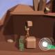 ひみつ研究所、ギミックアクションゲーム『タイニーアドベンチャー』をリリース…可愛い少女がローポリゴン3Dのミニマルな世界を冒険