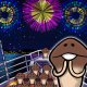 ビーワークス、『なめこ栽培キット ザ・ワールド』で新しい調査地「ロイヤルンッフ号」が遊べるようになるアプデを実施!