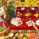 """カプコン、『スヌーピー ライフ』にて""""ひなまつり""""イベントを開催! スヌーピーたちがひな人形に変身"""