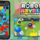 アカツキのカジュアルゲームスタジオ「Buddy」とアングー、新作『ロボットロイヤル』をFacebookインスタントゲームにて配信!