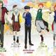 シリコンスタジオ、『パレットパレード』の公式サイトで「ルネサンス」キャラクターの新衣装【正装】を公開!