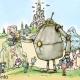 NTTぷらら、穴掘りアクションパズルゲーム『ルナたん~巨人ルナと地底探検~』のiOS版を配信開始