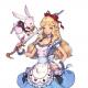 ゲームオン、ファンタジーアクションRPG『フィンガーナイツクロス』でイベント「アリスのホワイトティーパーティー」を開催